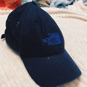 NORTH FACE BASEBALL HAT